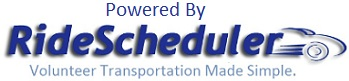 Powered by RideScheduler.com